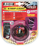 Lampa EL Strip-Light 12V/100cm Purple 70319