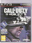 Call of Duty: Ghosts (Free Fall Edition) PS3