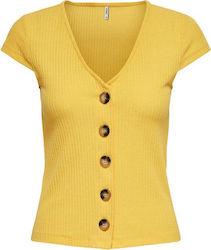 5a032c3b3118 Γυναικείες Μπλούζες Κίτρινες - Skroutz.gr