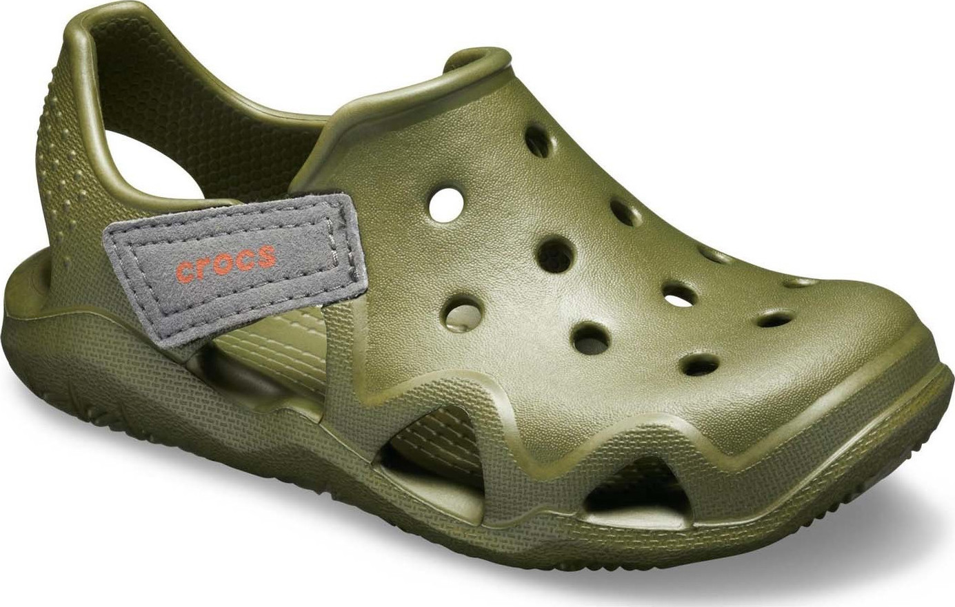 2d49aead74b Προσθήκη στα αγαπημένα menu Crocs Swiftwater Wave Sandal 204021-309 Chaki