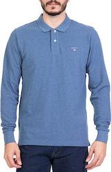 af7872244a3a Gant Ανδρικές Μπλούζες Polo Μακρυμάνικες - Skroutz.gr
