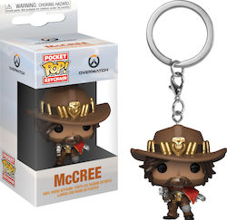Pocket Pop! Keychain Games: Overwatch - McCree