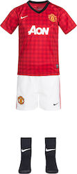 Nike Manchester United Infants Babies Football Kit 479276-623