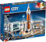 Lego City: Deep Space Rocket & Launch Control 60228