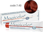 Kleral Magicolor Permanent Hair Color Cream 7.40
