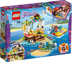 Lego Friends: Turtles Rescue Mission 41376