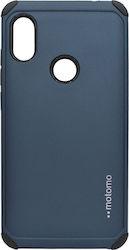 Motomo Tough Armor Back Cover Σκούρο Μπλε (Xiaomi Redmi Note 6 Pro)
