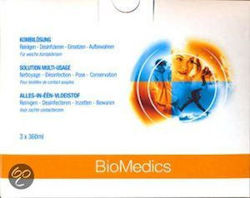 Cooper Vision Biomedics All In One 1080ml