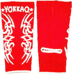 Yokkao TribalTribal Muay Thai Ankle Guards AY-2T Red