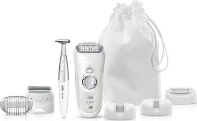Braun Silk Epil 7 7-561 with Extras & Trimmer