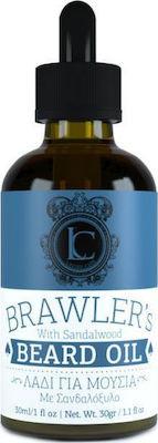Lavish Care Brawler's Beard Oil With Sandalwood 30ml