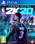 NBA 2K20 (Legend Edition) PS4