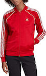 Adidas Superstar W Tracktop Scarle ED7472 Red