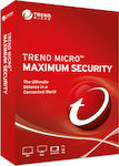 Trend Micro Maximum Security 2019 (3 Licences , 2 Year) Key