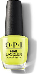 OPI Neon Collection Pump Up The Volume