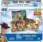 3D Toy Story 4 48pcs (6052966) Spin Master
