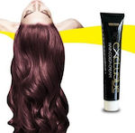 Mediterranean Cosmetics Εxclusive Professional Hair Color Cream 6.2