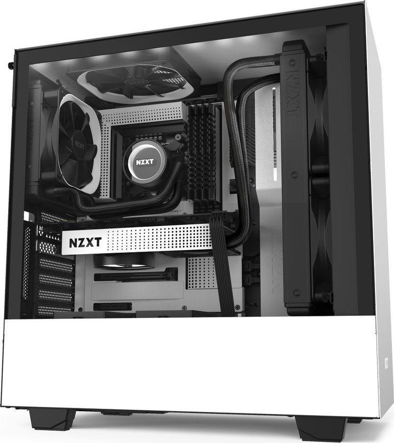 NZXT H510i White (CA-H510i-W1) - Πληρωμή και σε έως 36 Δόσεις!!!