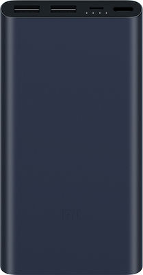 Xiaomi Mi Power Bank 2S 10000mAh Μαύρο