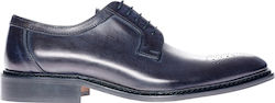 LACE UP DERBY CHEVALIER LACE UP SHOES BLACK man