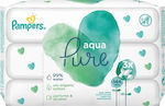 Pampers Pure Aqua 3x48τμχ