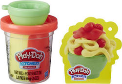 Hasbro Play-Doh Kitchen Creations Dual Color (4 Σχέδια)