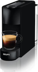 Krups Nespresso Essenza Mini Καφετιέρα 1310W Black