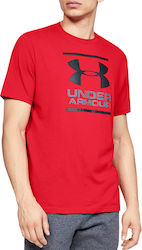 Under Armour GL Foundation 1326849-601 Red