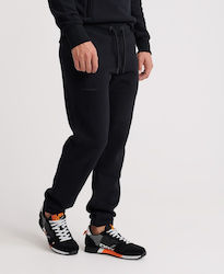 Ανδρική Φόρμα Superdry Urban Athletic M7000033A-02A Black