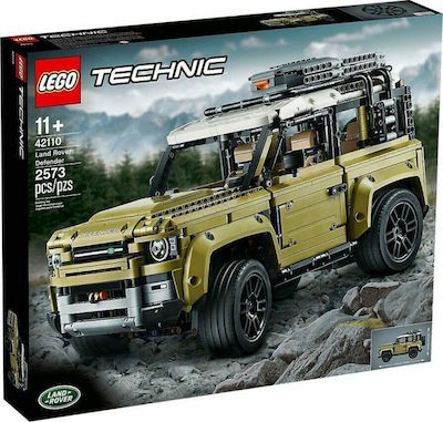 Lego Technic: Land Rover Defender