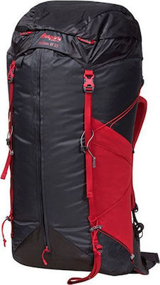 Bergans of Norway Helium 55L 4716 Black/Red
