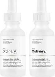 The Ordinary Hyaluronic Acid 2% & B5 Hydration Support Formula Duo 2 x 30ml