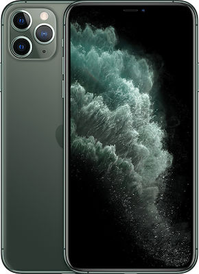 Apple iPhone 11 Pro Max (512GB) Midnight Green