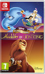 Disney Classic Games: Aladdin and the Lion King...