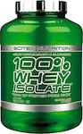 Scitec Nutrition 100% Whey Isolate 2000gr Chocolate