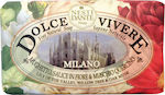 Nesti Dante Dolce Vivere Milano Lily Of The Vally, Willow Tree & Oak Musk 250gr