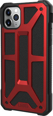 UAG Monarch Crimson (iPhone 11 Pro Max)
