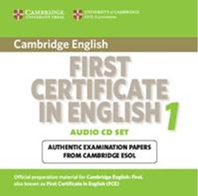 F.C.1 PRACTICE TESTS CDs (2) 2008 ED.