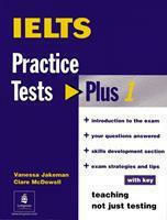 IELTS PRACT.TESTS PLUS 1 KEY