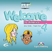 Welcome To America 4 Dvd (Pal)
