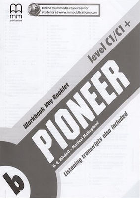 Pioneer C1 - C1+ Workbook B' Key booklet