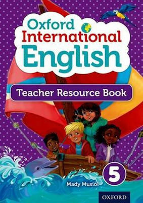 OXFORD INTERNATIONAL PRIMARY ENGLISH 5 TEACHER'S BOOK