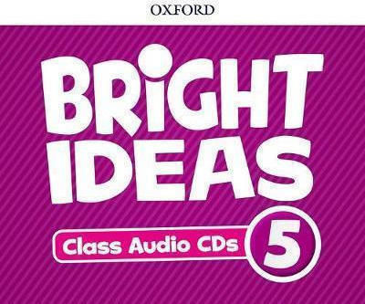 BRIGHT IDEAS 5 CD CLASS