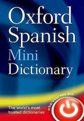 OXFORD SPANISH MINI DICTIONARY 4TH ED