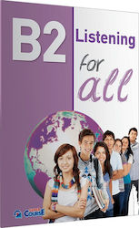 B2 for all -Listening for all