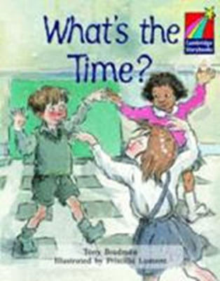 CSB 2: WHAT'S THE TIME? PBHR'S
