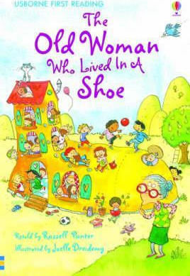 The old Woman That Lived in a Shoe