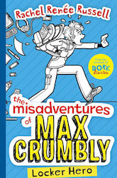THE MISADVENTURES OF MAX CRUMBLY-LOCKER HERO PB