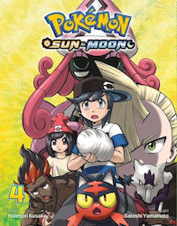 POKEMON: SUN & MOON, VOL. 4