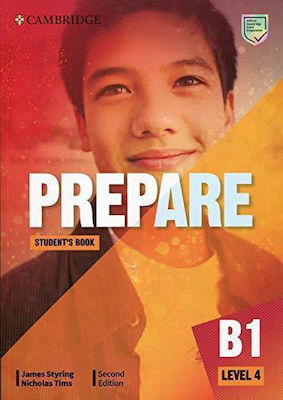 Prepare 4 Student's Book 2nd Edition